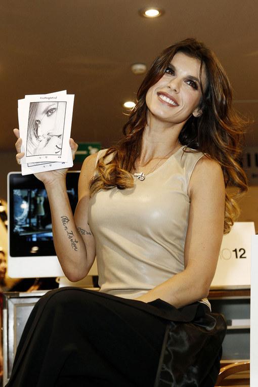 Elisabetta Canalis, designer di gioielli