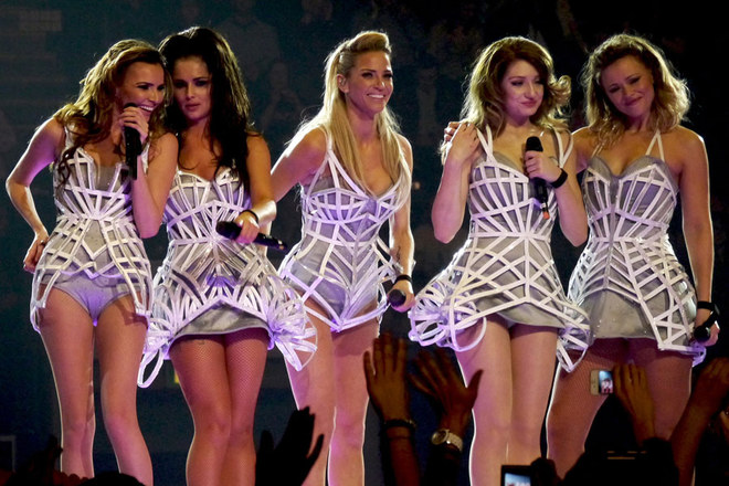 Girls Aloud style: Their biggest fashion mistakes