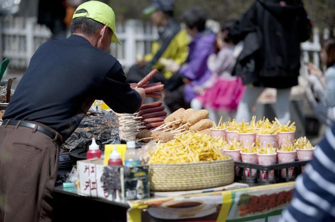 Street Food: veloce, economico, unico