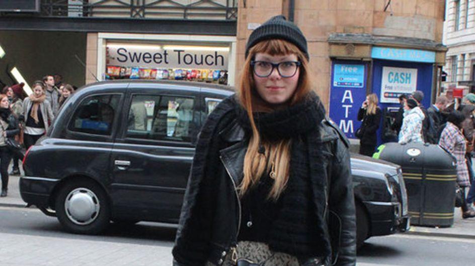 London Street Style March 2013