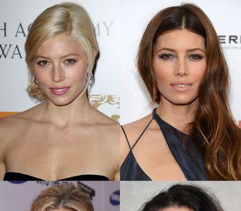 Ook de celebs kunnen niet kiezen: blondine of brunette?