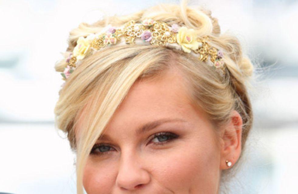Gli accessori per capelli scelti dalle star, da Kirsten Dunst a Emma Stone
