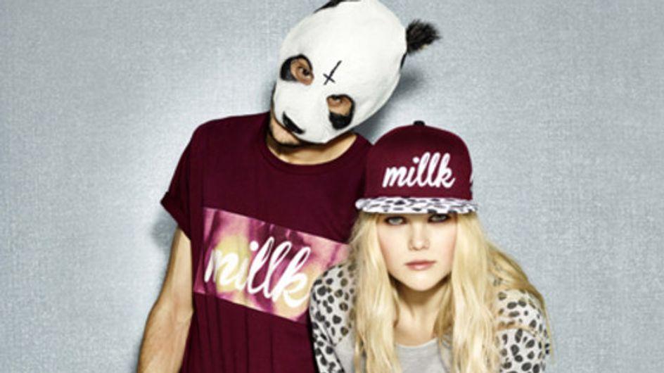 Ein Panda macht Mode! Rapper Cro designt für H&M