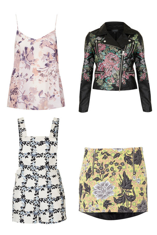 Floral Fashion finds: Petal prints we love