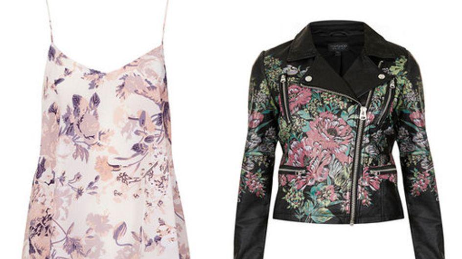 Floral Fashion finds: Petal prints we love