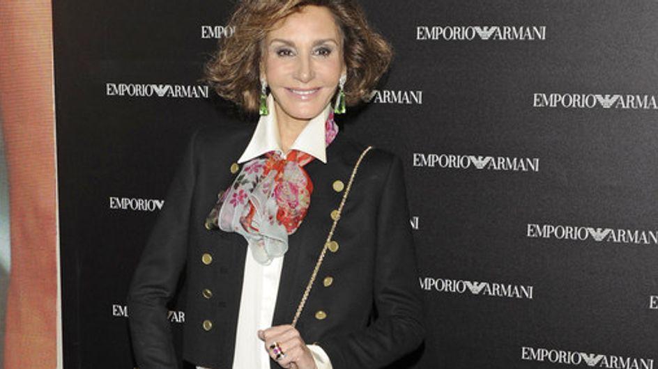 Las celebrities inauguran la tienda Armani en Madrid