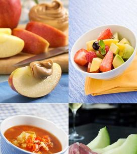100 Low-calorie Snacks Under 100 Calories