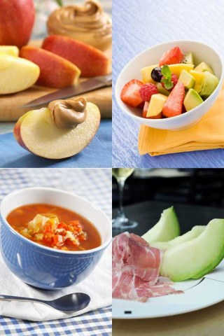 Low calorie snacks under 100 calories