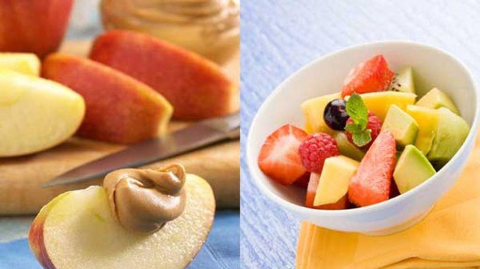 100 Low-calorie Snacks Under 100 Calories