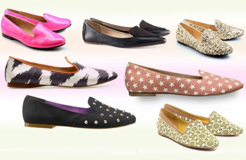 Unser Frühlings-Must-have: Pantoffeln? Nein, Loafer!