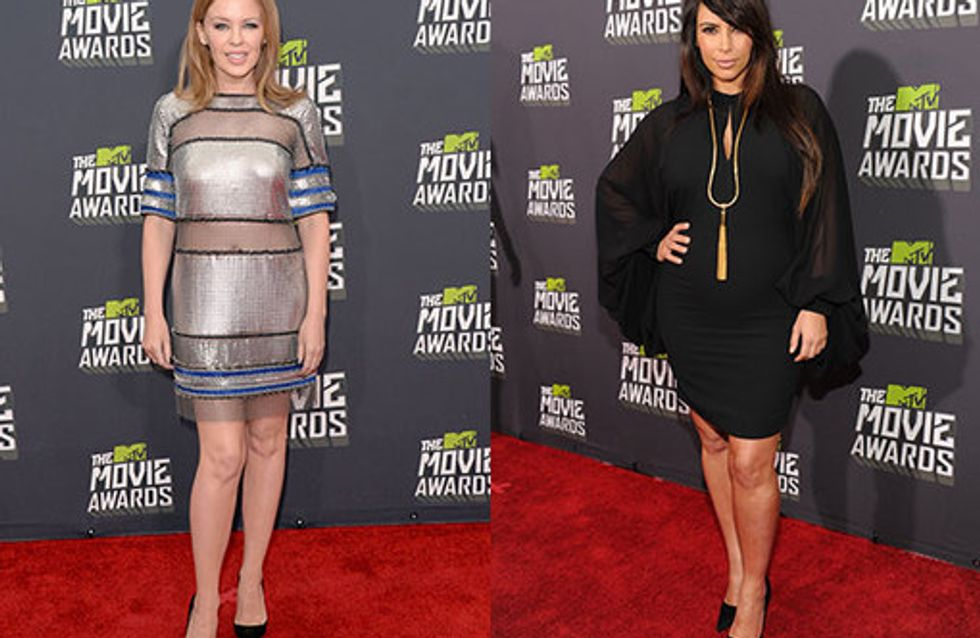 Voltreffers en modeblunders op de MTV Movie Awards