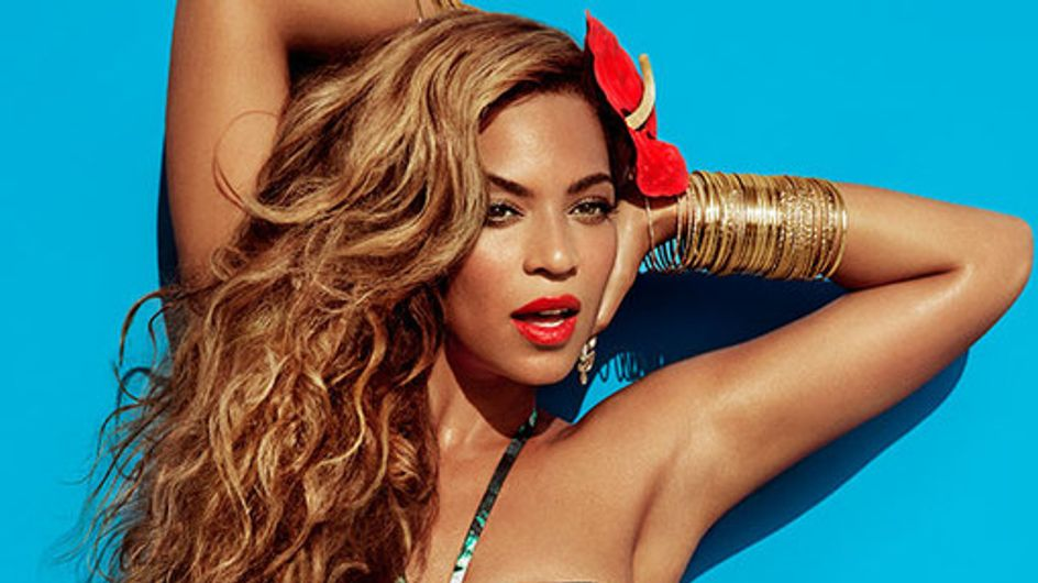 Beyonce's OMG bikini body for H&M swimwear campaign