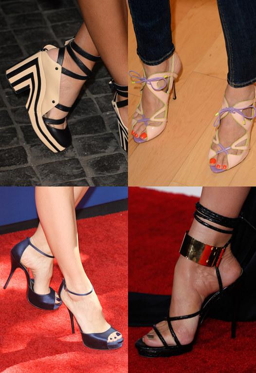 Los zapatos de las celebrities: adivina a quién pertenecen