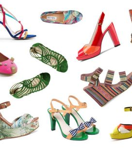 Zet je beste voetje voor: de leukste lenteschoenen
