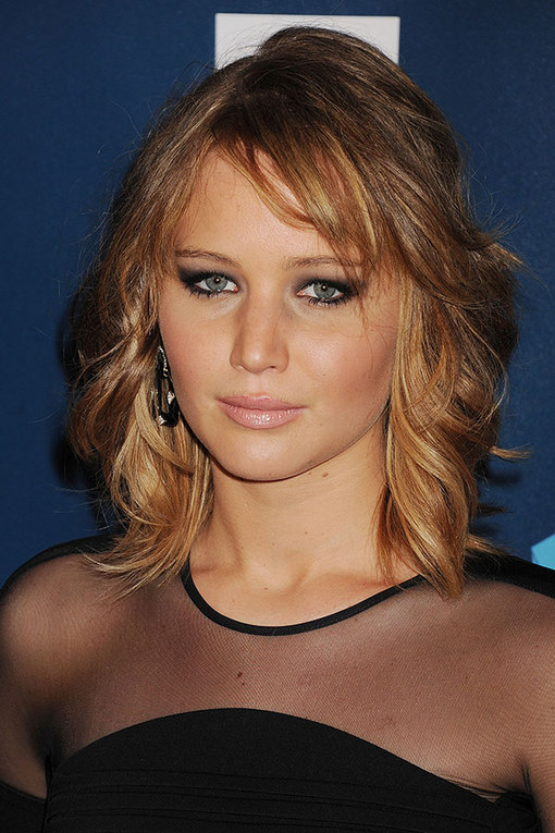 Celebrities with bob haircuts