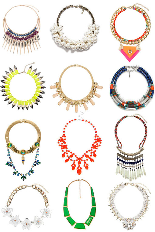 35 must have statement necklaces