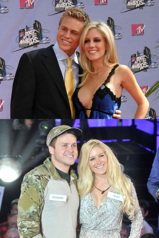 Heidi and Spencer: From The Hills to Big Brother