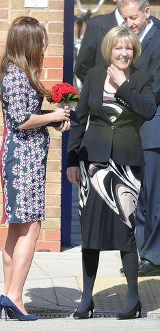 Foto/ Kate, finalmente si vede la pancia!