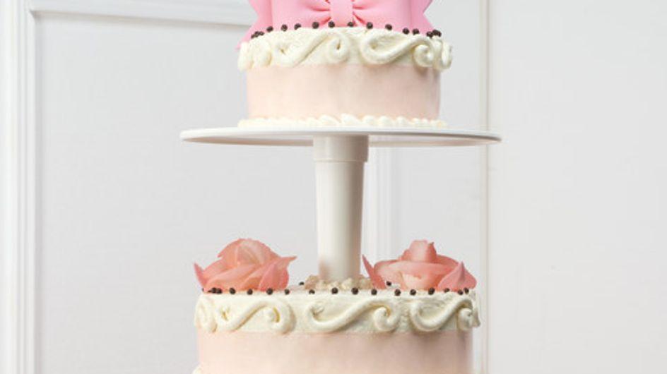 Ces wedding cakes qui nous font rêver !