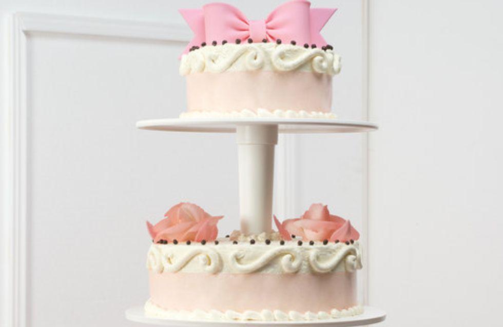 Ces Wedding Cakes Qui Nous Font Rever Album Photo