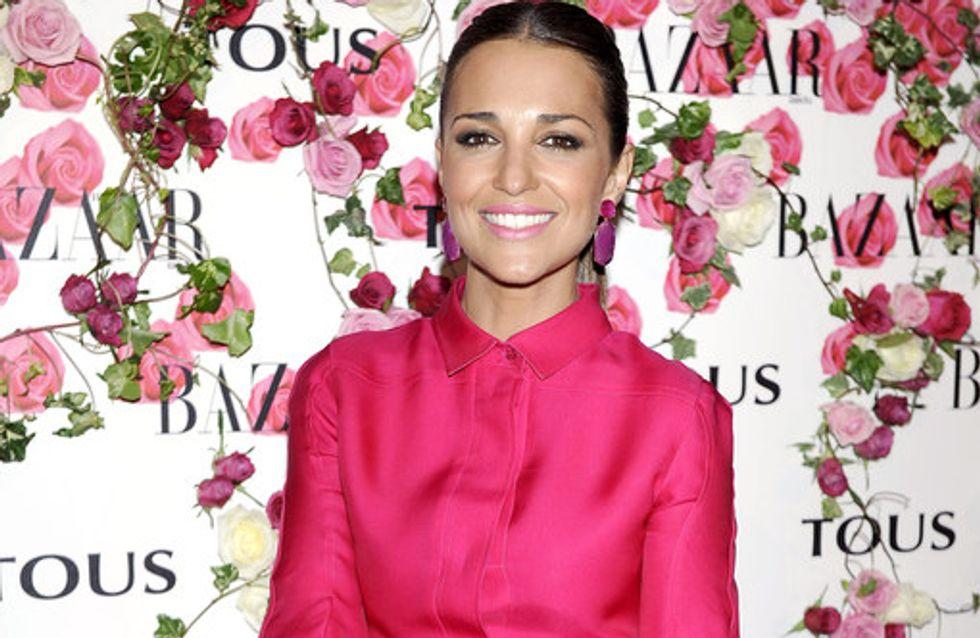 Las celebrities se rodean de Rosa en el Ritz