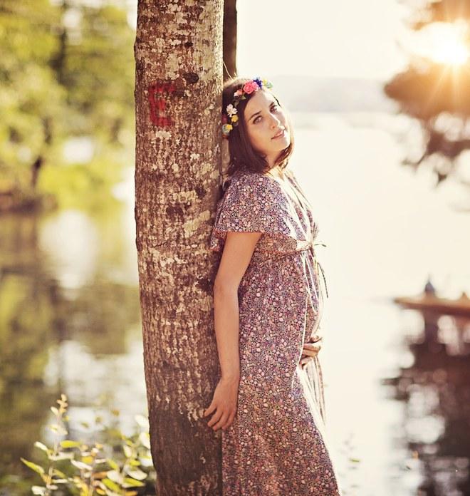 complet dans les spécifications 100% authentique pourtant pas vulgaire Les plus belles robes de grossesse du printemps ! : Album ...