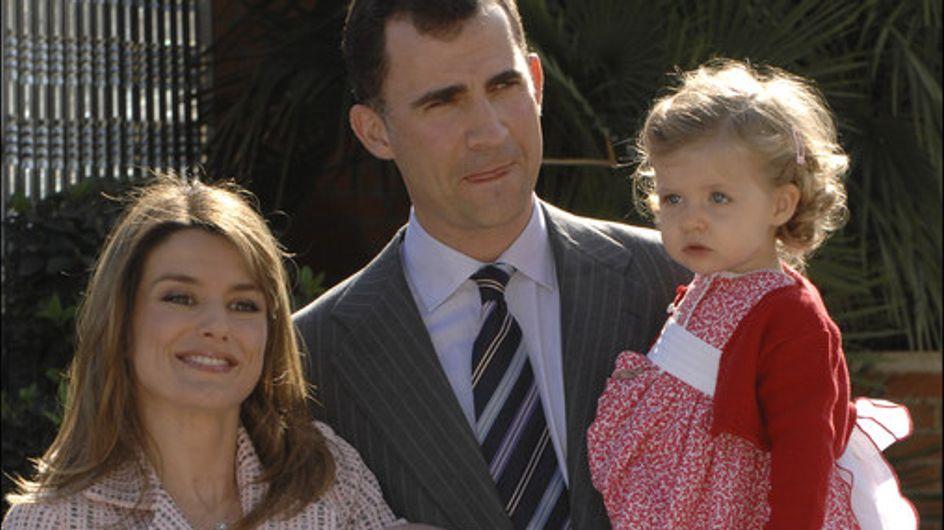 La infanta Sofía cumple 7 añitos