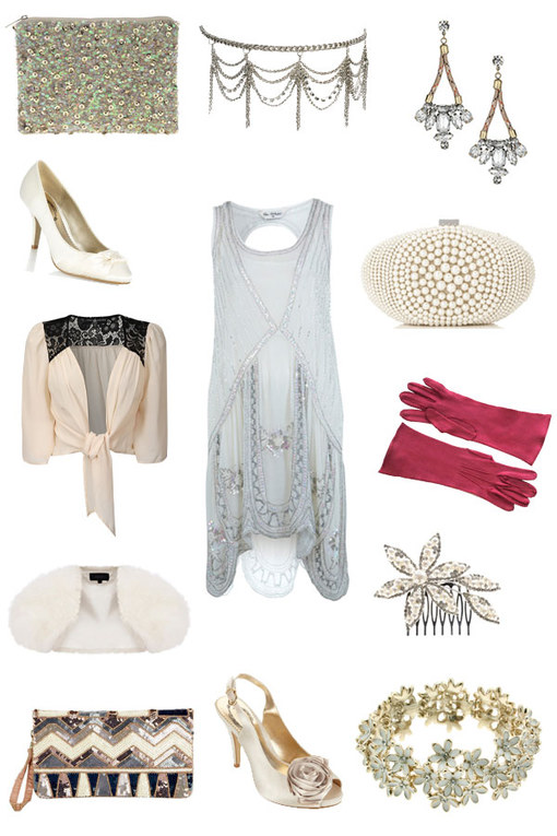 Great Gatsby: 1920s fashion