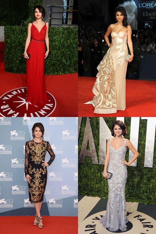 Selena Gomez: l'evoluzione del look