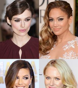 Celebrities with wavy hair: A-list tousled tresses