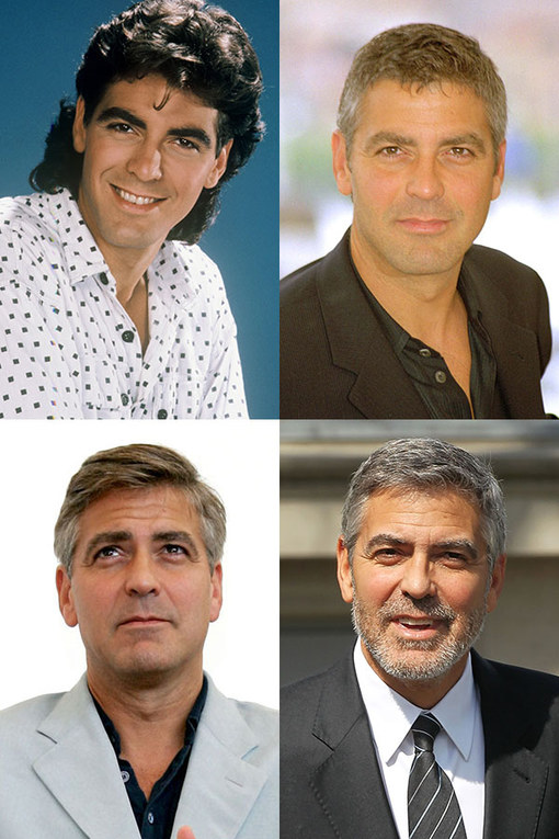 George Clooney: Girlfriends, Oscars and Hollywood mates