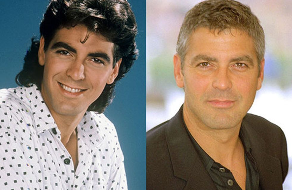 George Clooney pictures: Girlfriends, Oscars and Hollywood mates