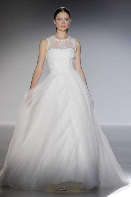 Franc Sarabia - Barcelona Bridal Week 2013