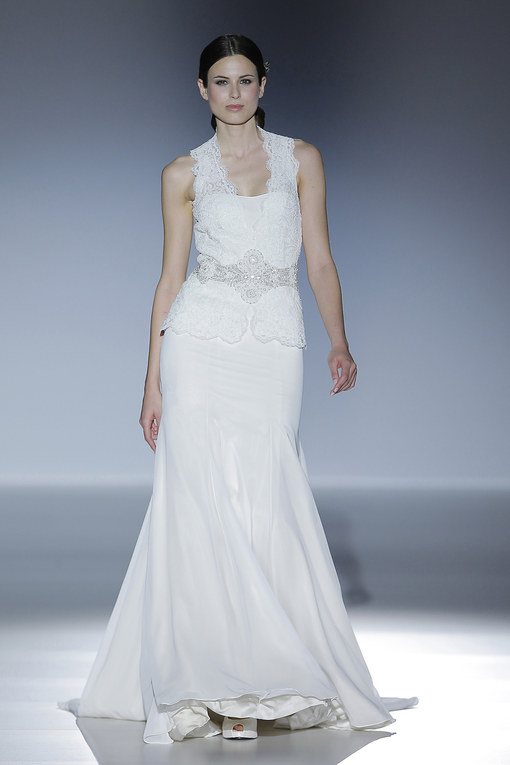 Francis Montesinos - Barcelona Bridal Week 2013