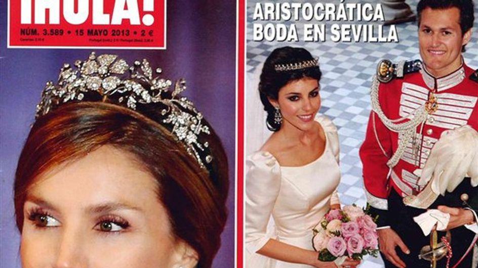 Las portadas de las revistas: Mayo semana 2