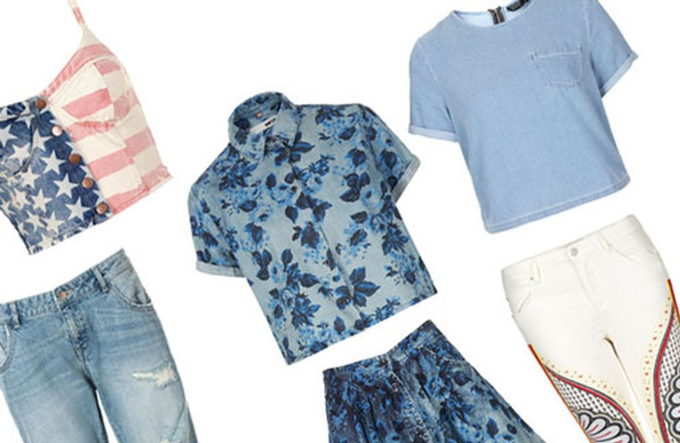 Denim on Denim: 30 fashion buys
