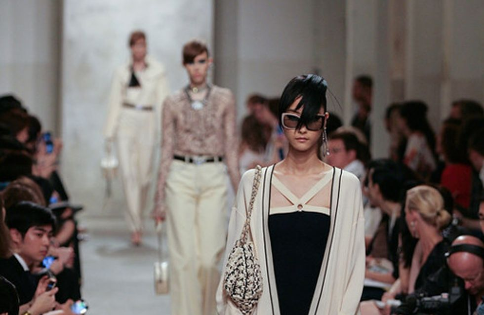 Supermodels in Singapur: Die Chanel Cruise Collection 2014