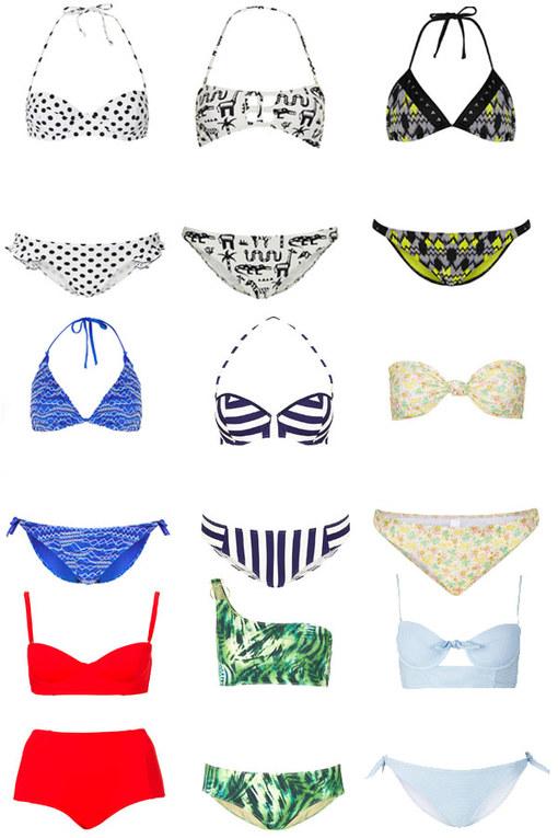 Bikinis: Sizzling summer swimwear