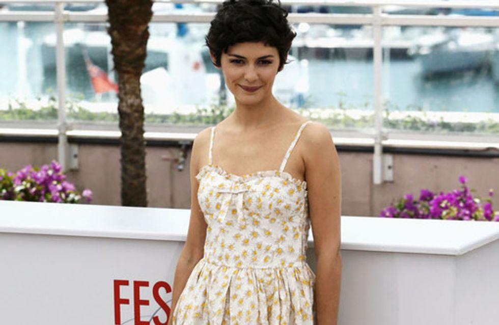 Audrey Tautou, sofisticata madrina di Cannes 2013