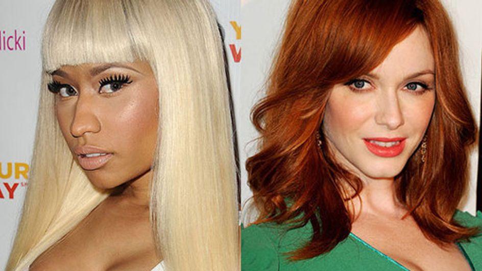 Celebrity Bangs: Famous Fringes