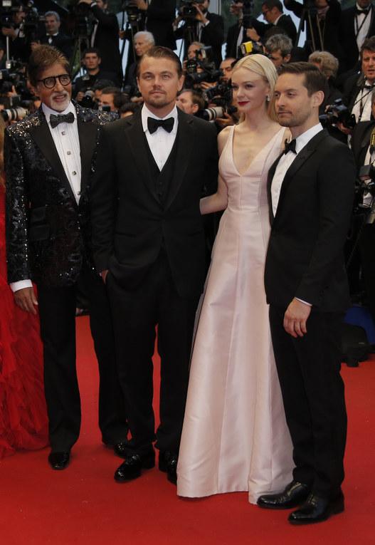 Comienza el desfile en la alfombra roja de Cannes