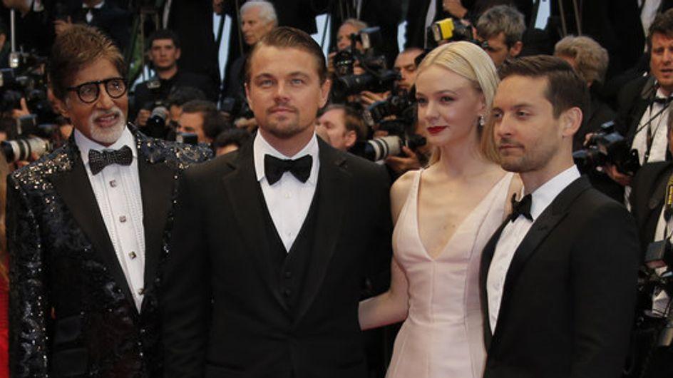 El desfile de la alfombra roja de Cannes