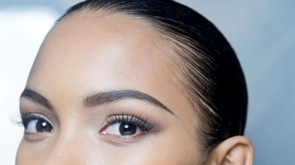 Make-up ideas for brown eyes
