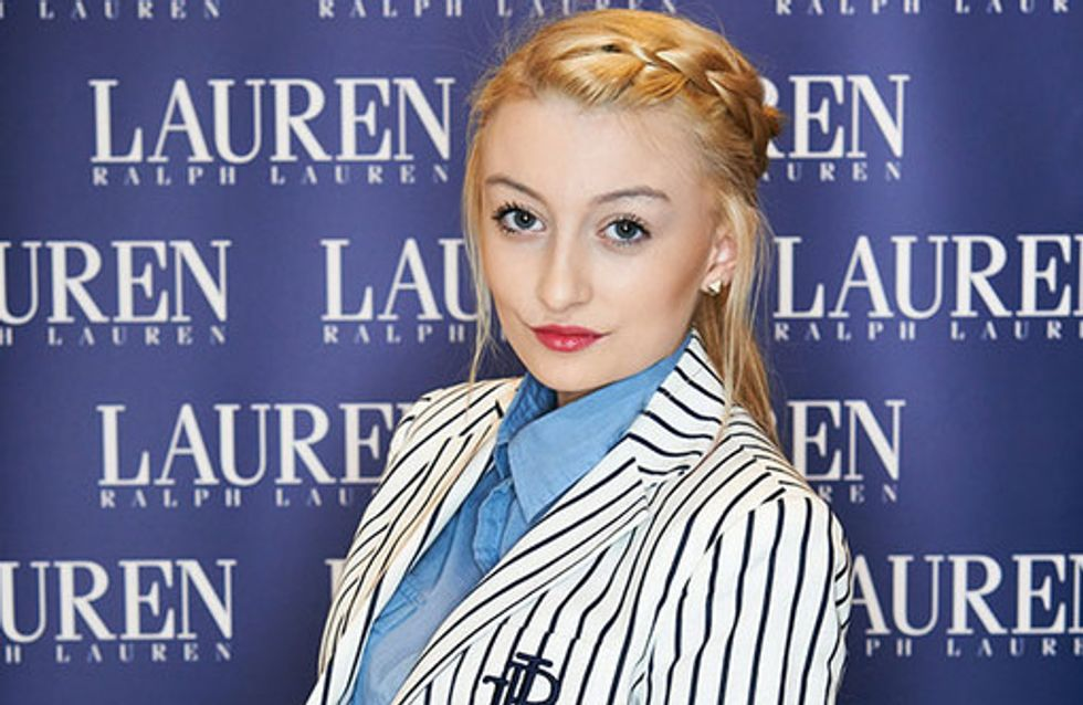 The Lauren collection by Ralph Lauren: Pics back from the event!