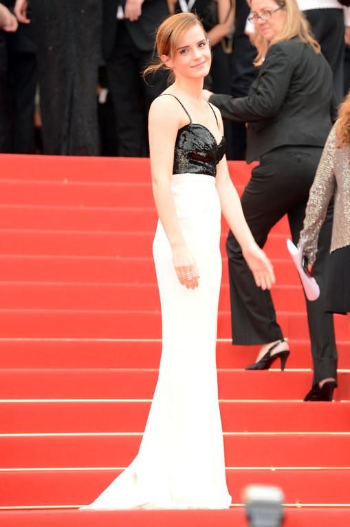Emma Watson au festival de Cannes 2013