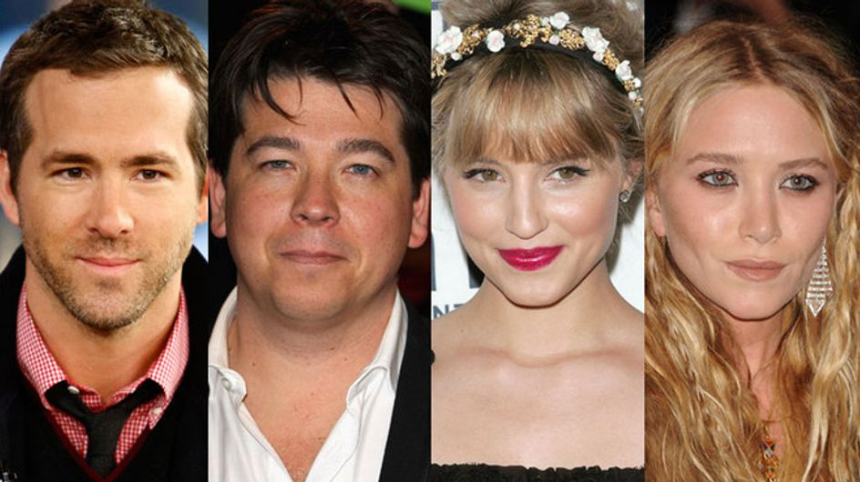 Celebrity ages: Shocking photos of stars born in the same year