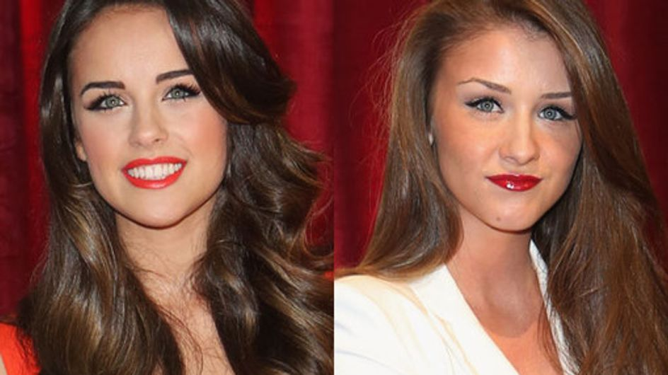 British Soap Awards 2013: The red carpet
