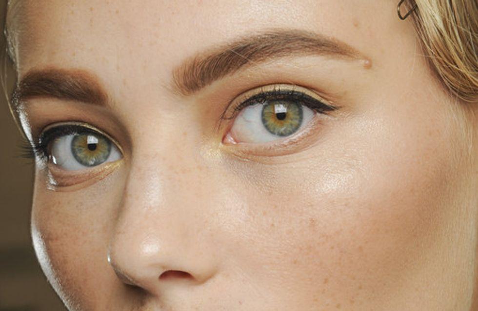 Foto/ Come truccare gli occhi verdi