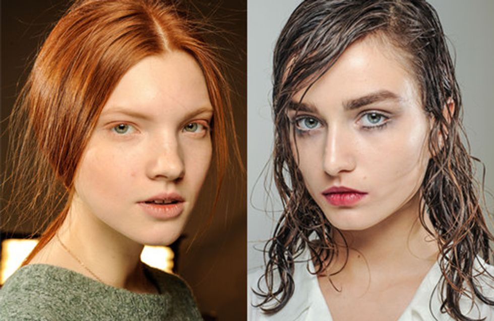 Catwalk approved hairstyle trends for 2015