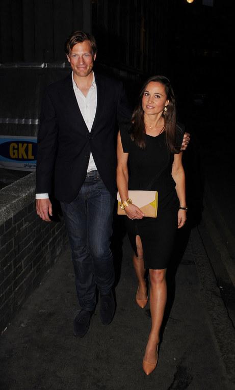 Pippa Middleton con il fidanzato. Le foto